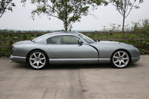 2002  TVR Cerera Speed 6 4.0 litre