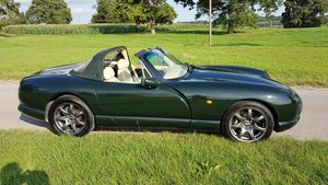 Sold - Late 1999 TVR 4L Chimaera in Brookland Green SOLD