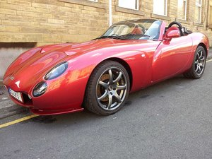 March 2006 TVR Tuscan S Convertible For Sale