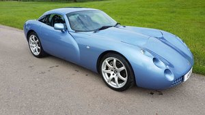 2001 Stunning Paris Blue Powers 4.3 Mk1 TVR Tuscan Only 34k miles For Sale
