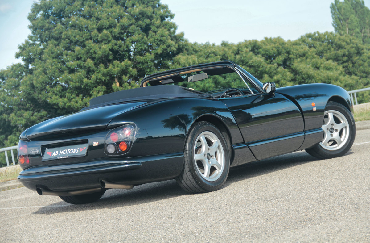 Beautiful 1999 TVR Chimaera 400 full TVR S.H. For Sale (picture 2 of 6)