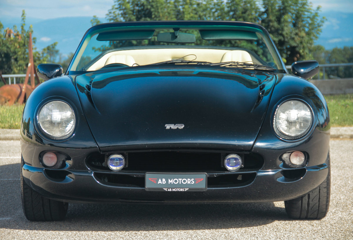 Beautiful 1999 TVR Chimaera 400 full TVR S.H. For Sale (picture 5 of 6)