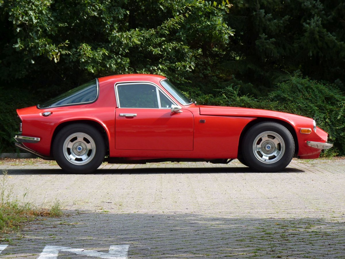1978 Beautiful TVR 3000 M, completely restored. For Sale (picture 1 of 6)
