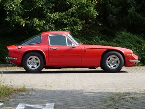 1978 Beautiful TVR 3000 M, completely restored.