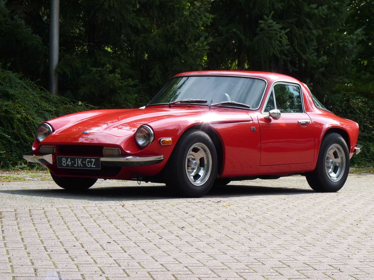1978 Beautiful TVR 3000 M, completely restored. For Sale (picture 2 of 6)