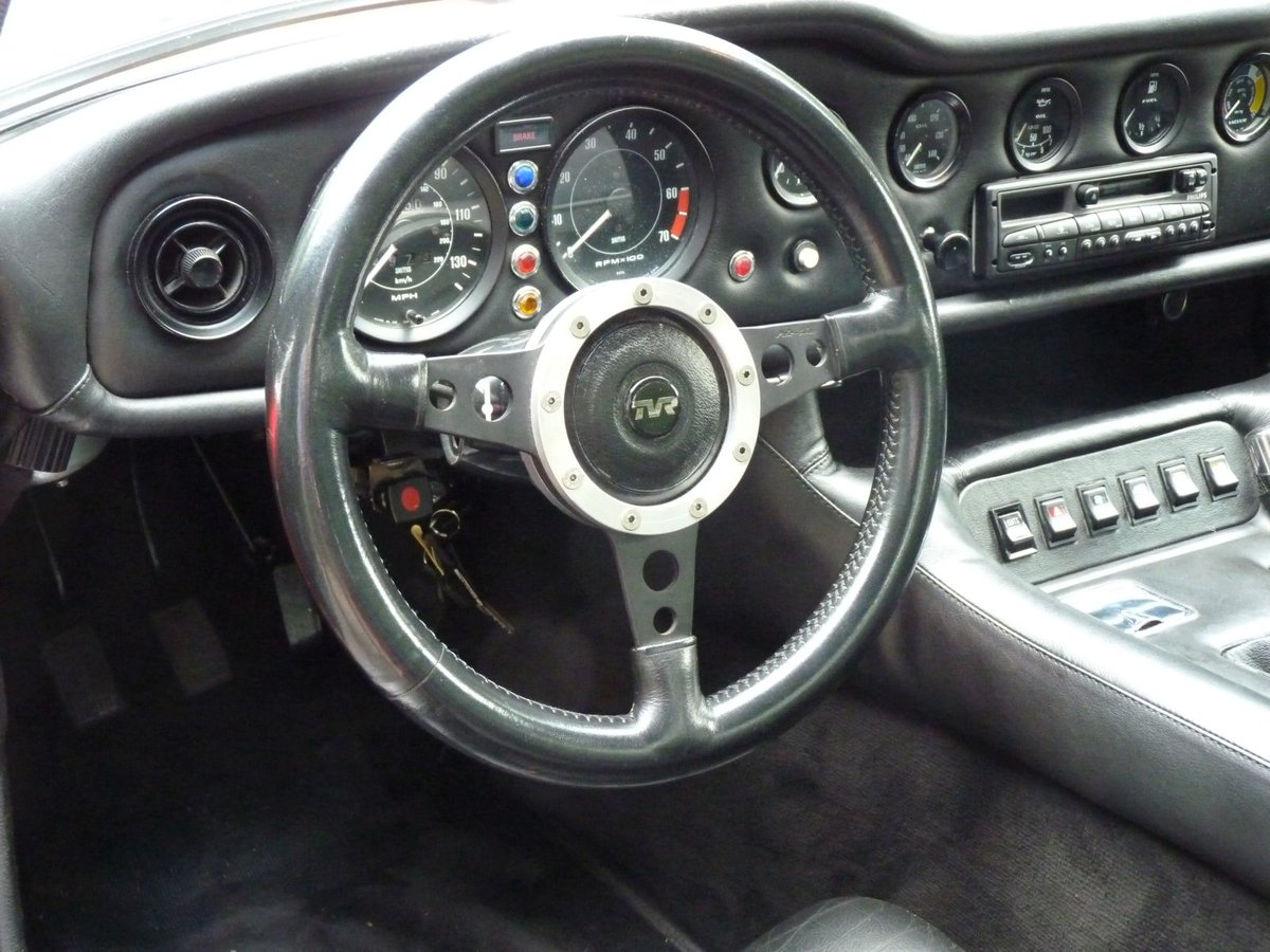 1978 Beautiful TVR 3000 M, completely restored. For Sale (picture 3 of 6)