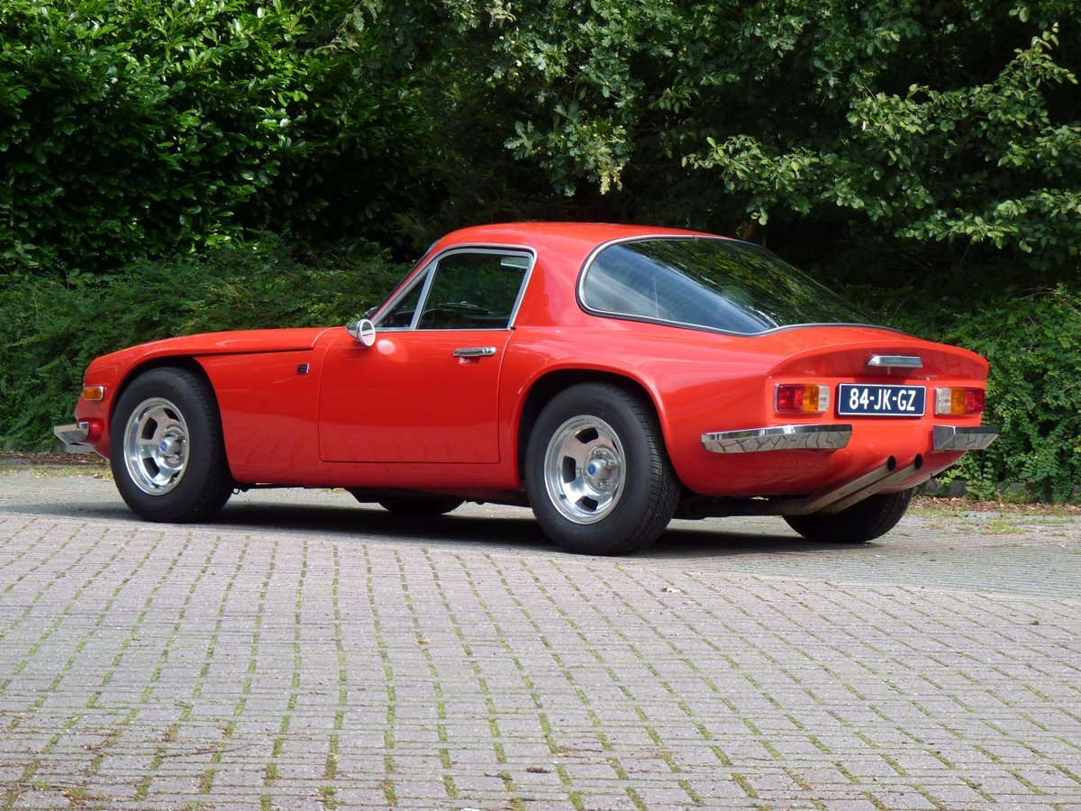 1978 Beautiful TVR 3000 M, completely restored. For Sale (picture 5 of 6)