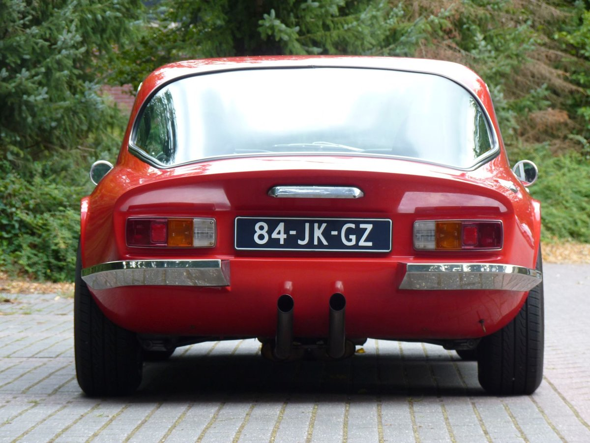 1978 Beautiful TVR 3000 M, completely restored. For Sale (picture 6 of 6)
