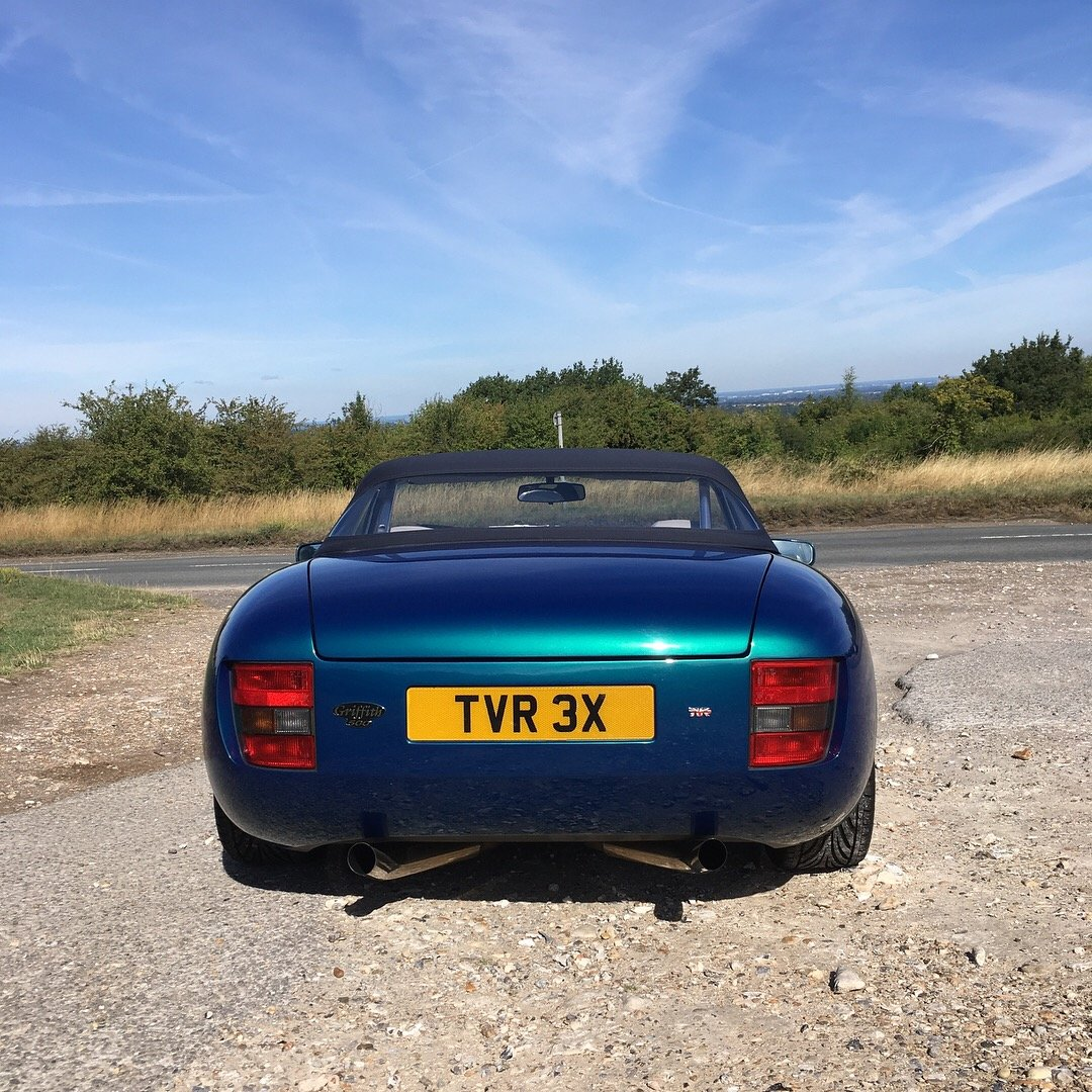 2000 TVR Griffith 500. Factory Fresh! For Sale (picture 3 of 6)