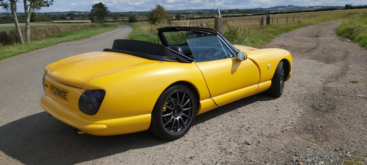 1997 TVR Chimaera 4.0l HC 'Halycon Midas Pearl' For Sale (picture 2 of 5)