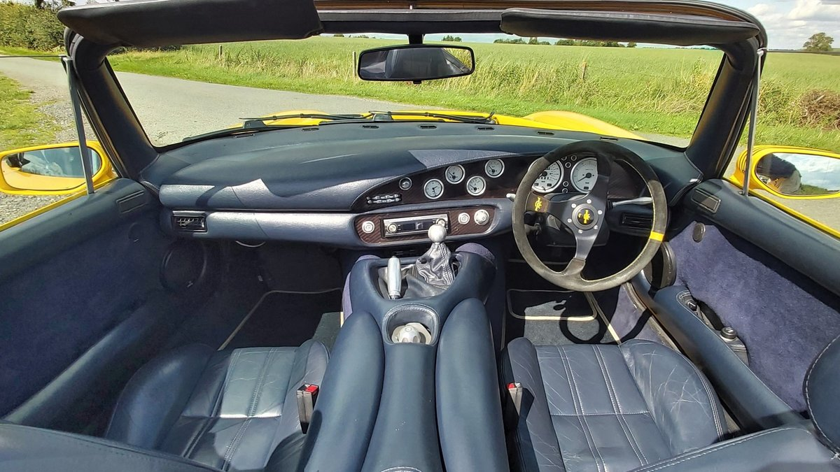 1997 TVR Chimaera 4.0l HC 'Halycon Midas Pearl' For Sale (picture 3 of 5)