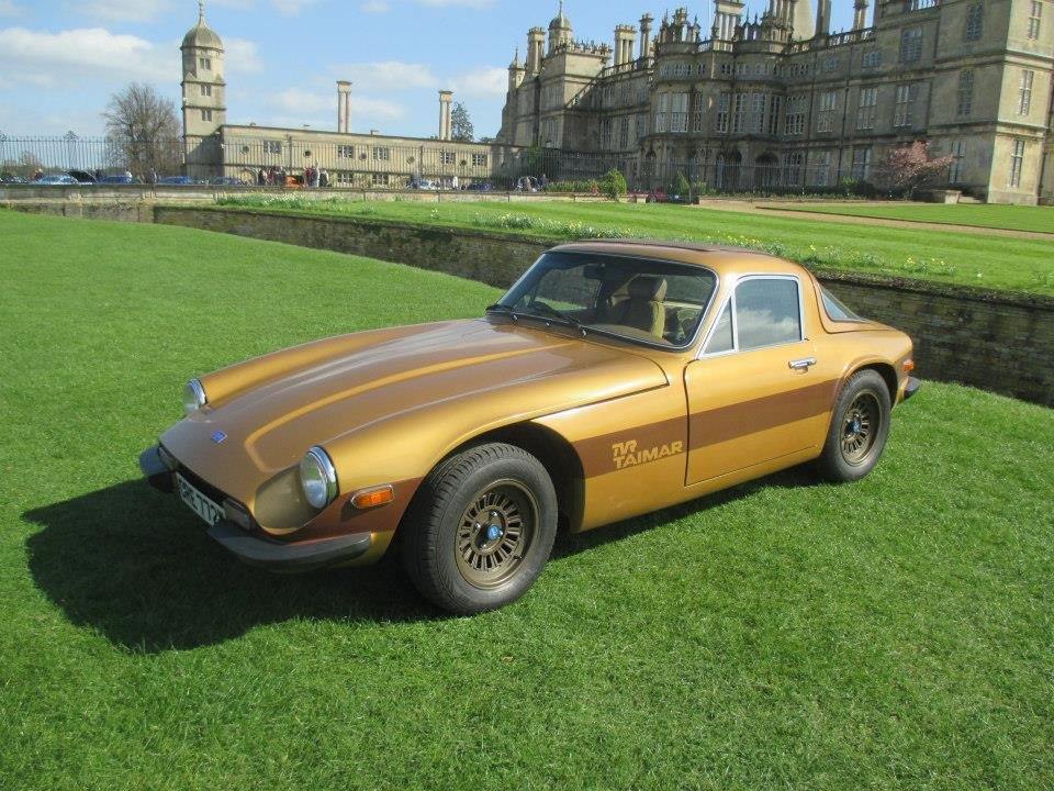1980 Tvr taimar body off full mechanical  restoration For Sale (picture 1 of 6)
