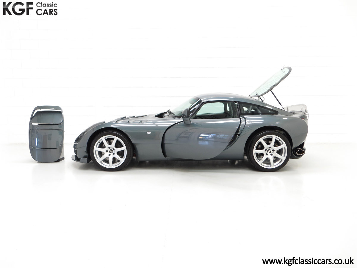 2005 A Wonderfully Insane TVR Sagaris with Just 6,300 Miles SOLD (picture 3 of 6)