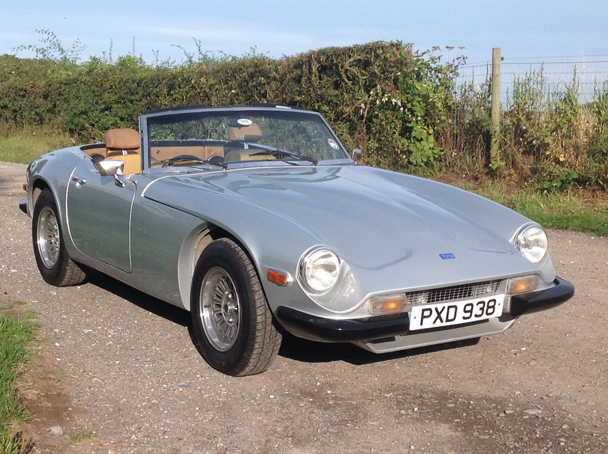 1978 TVR 3000S For Sale (picture 1 of 6)