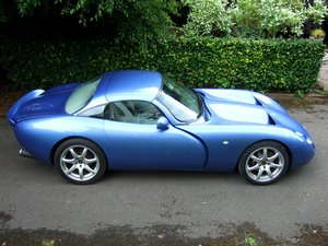 2001 TVR Tuscan Red Rose 380bhp. Fresh Engine Rebuild For Sale