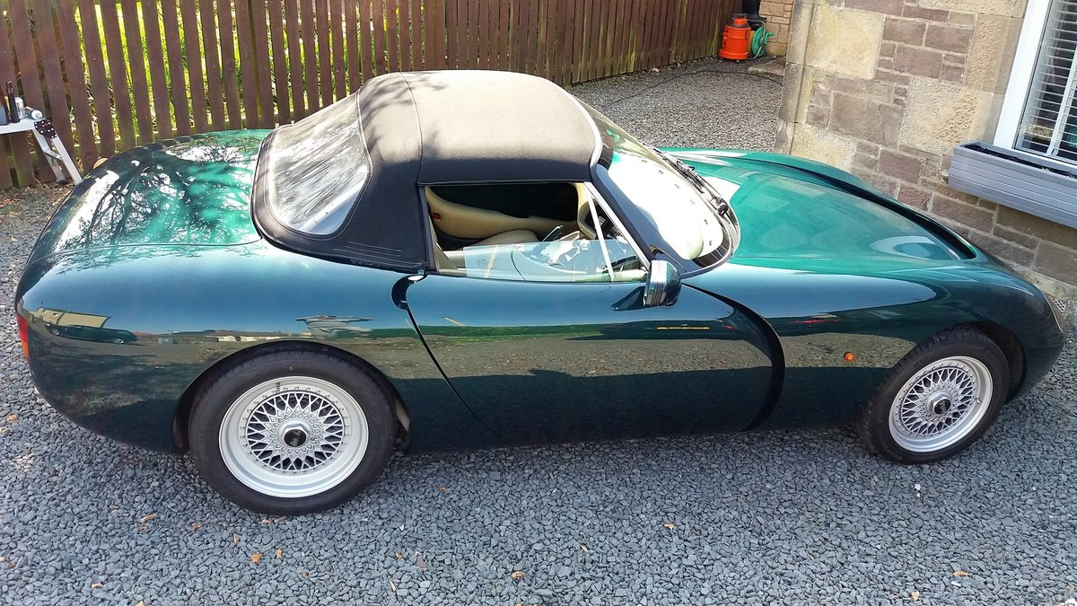 Picture of 1992 TVR Griffith Beautiful Cooper Green 4L Pre-Cat For Sale
