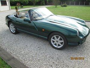 1999 TVR Chimaera 500 Mk 2 PAS