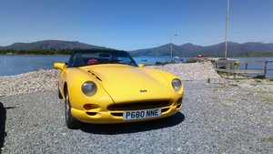 1997 TVR Chimaera, enthusiast owned