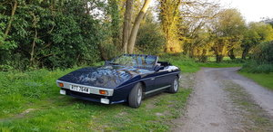 Lot 19 - A 1981 TVR Tasmin 280i - 11/09/2019 For Sale by Auction
