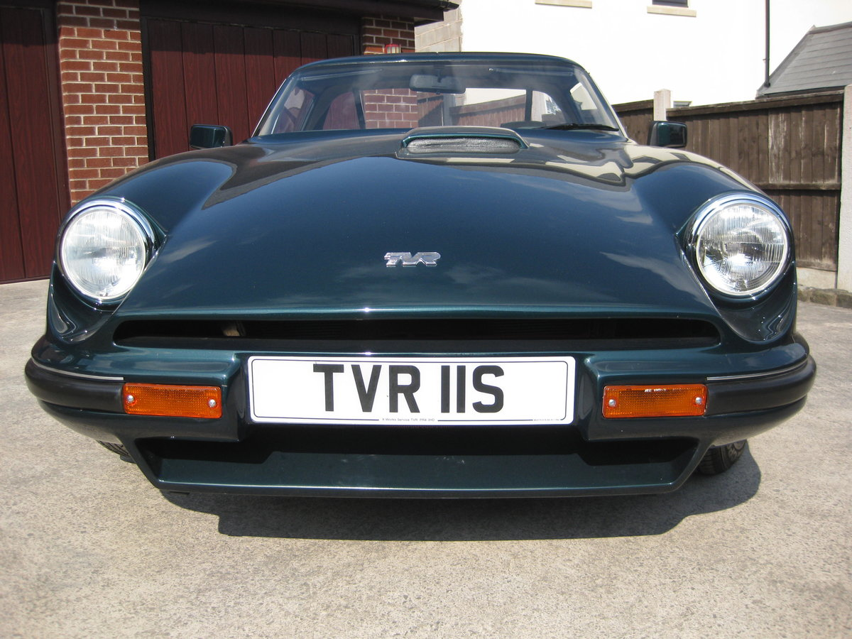 1990 TVR S Time warp original spec car SOLD (picture 1 of 6)