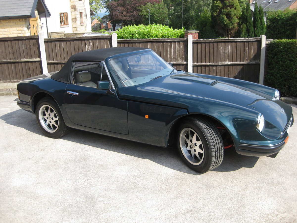 1990 TVR S Time warp original spec car SOLD (picture 2 of 6)