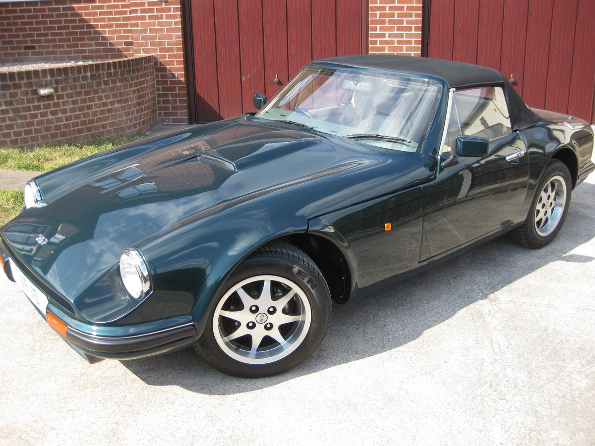 1990 TVR S Time warp original spec car SOLD (picture 3 of 6)