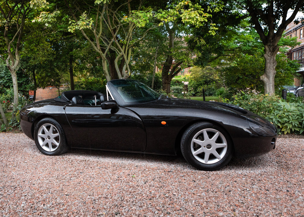 1999 TVR Griffith 500 SOLD by Auction (picture 2 of 6)
