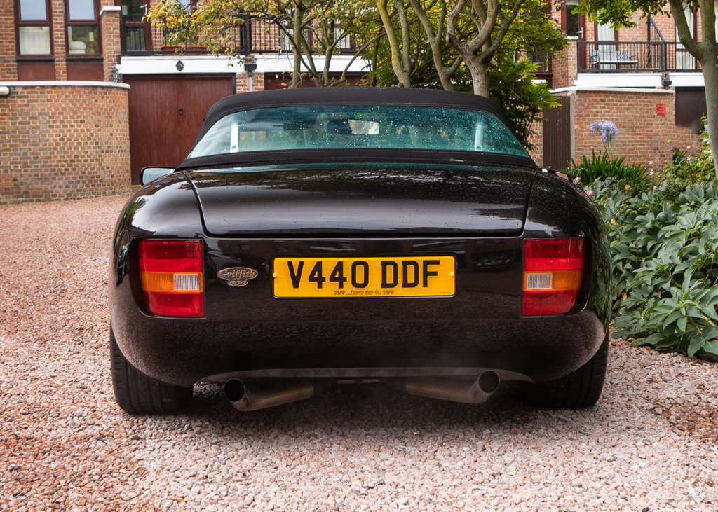 1999 TVR Griffith 500 SOLD by Auction (picture 3 of 6)
