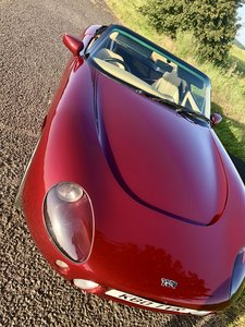 1992 TVR Griffith 400 Pre-Cat V8 - may p/x Mustang etc.