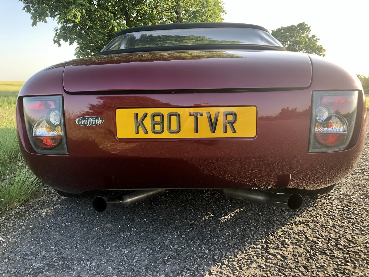 1992 TVR Griffith 400 Pre-Cat V8 - may p/x Mustang etc. For Sale (picture 3 of 6)