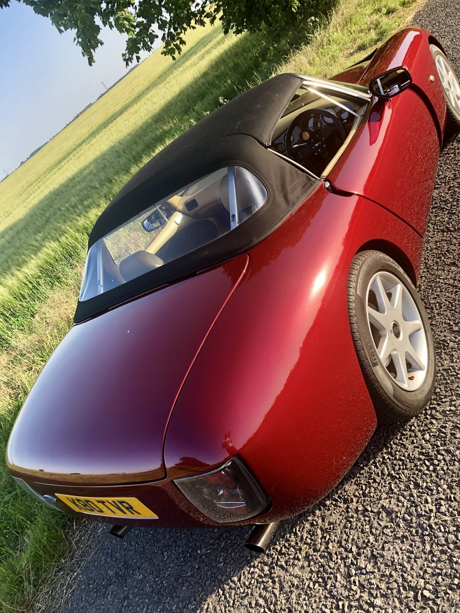 1992 TVR Griffith 400 Pre-Cat V8 - may p/x Mustang etc. For Sale (picture 4 of 6)