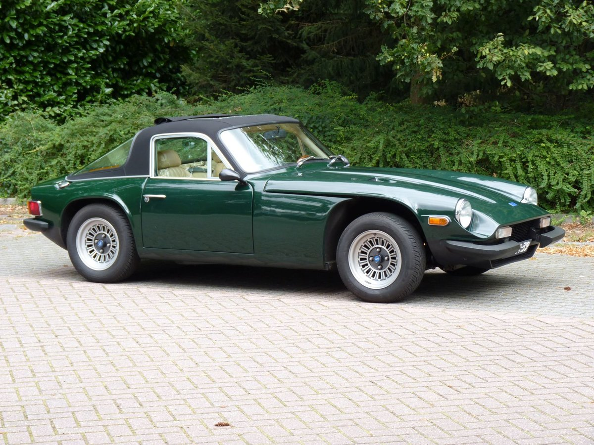 1977 A beautiful TVR 2500 M in BRG.  LHD For Sale (picture 1 of 6)