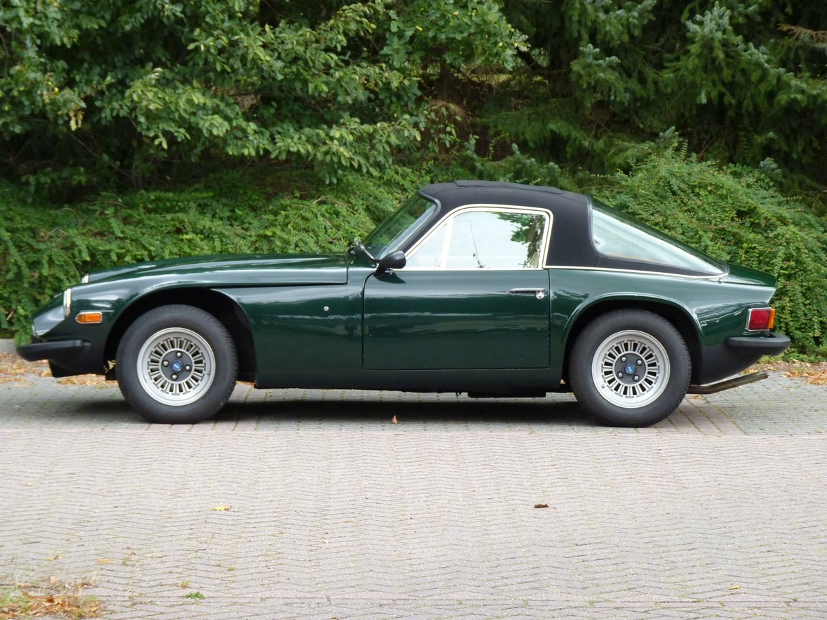 1977 A beautiful TVR 2500 M in BRG.  LHD For Sale (picture 2 of 6)