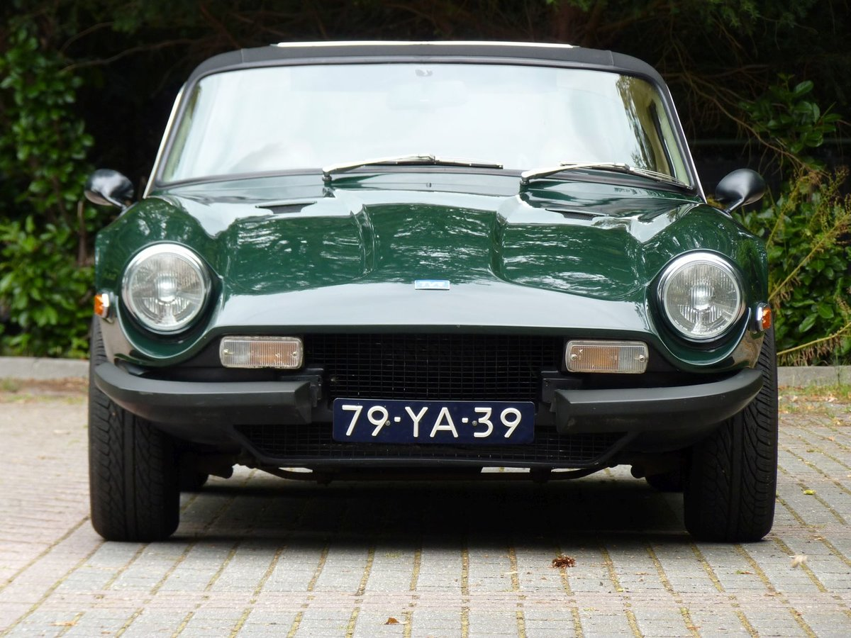 1977 A beautiful TVR 2500 M in BRG.  LHD For Sale (picture 3 of 6)