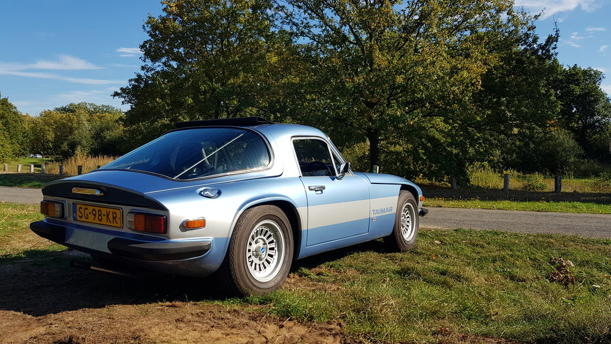 1978 TVR Taimar 3.0 Essex RHD  For Sale (picture 2 of 6)