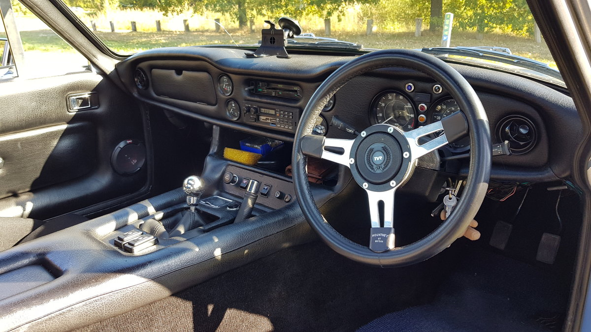 1978 TVR Taimar 3.0 Essex RHD  For Sale (picture 5 of 6)