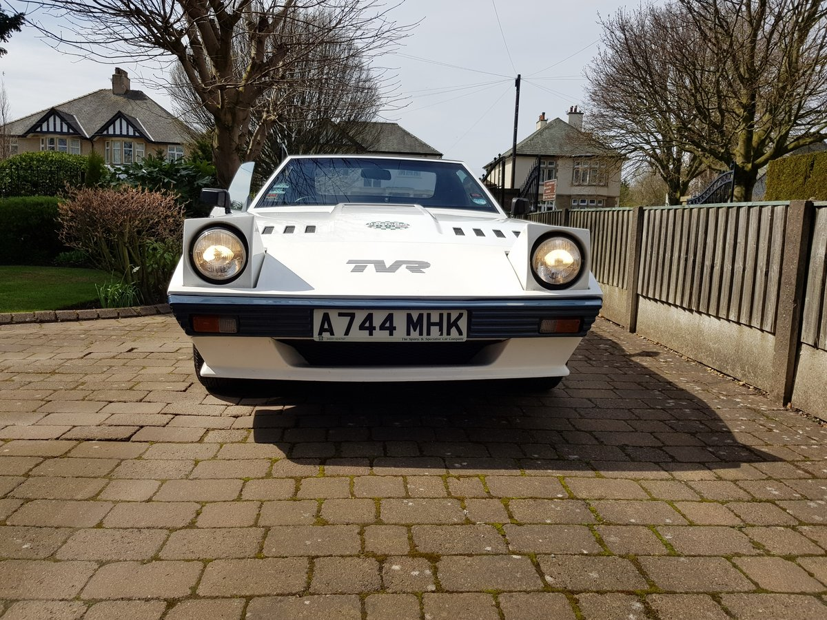 1983 TVR Tasmin 2.8L For Sale (picture 2 of 6)