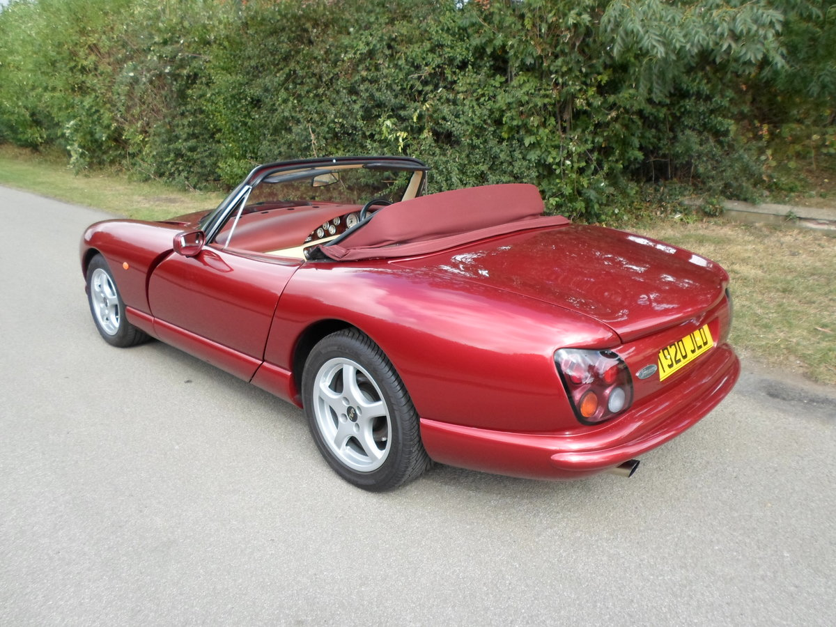 1999 TVR Chimaera 400 SOLD (picture 3 of 6)