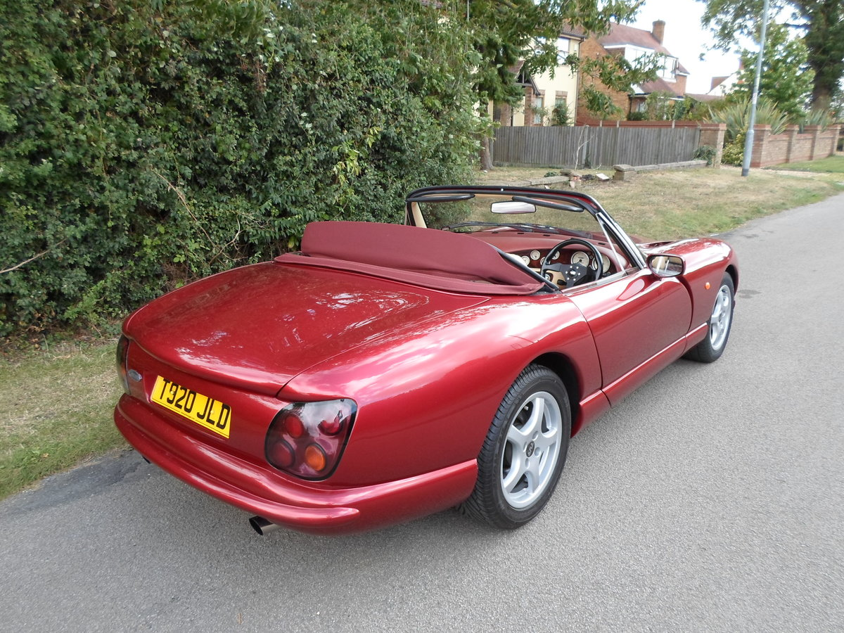 1999 TVR Chimaera 400 SOLD (picture 4 of 6)