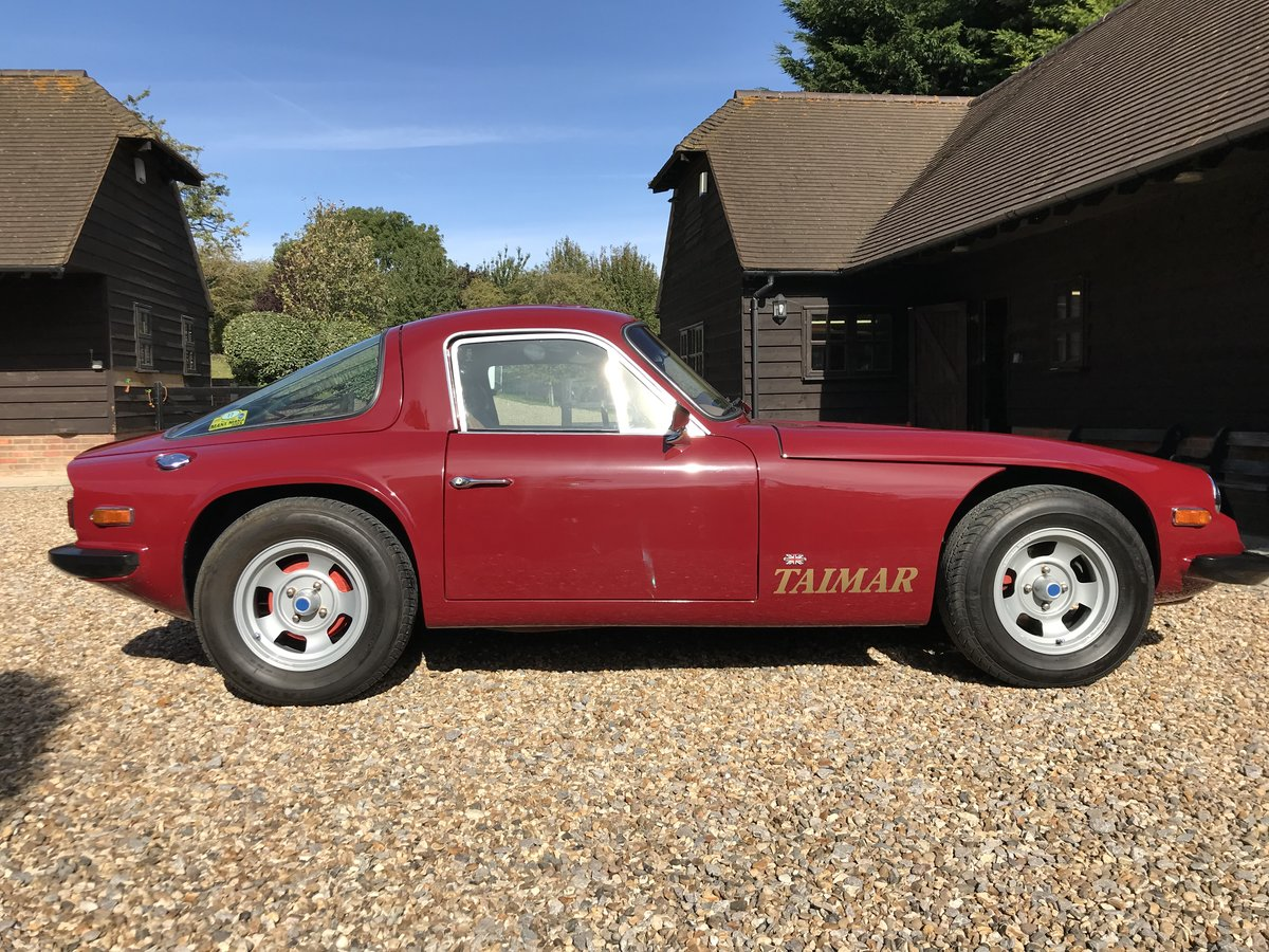 1977 TVR Taimar  in excellent condition For Sale (picture 1 of 6)