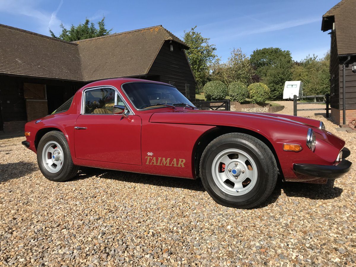1977 TVR Taimar  in excellent condition For Sale (picture 2 of 6)