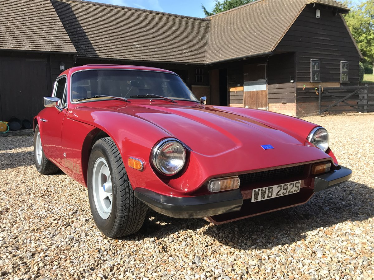 1977 TVR Taimar  in excellent condition For Sale (picture 3 of 6)