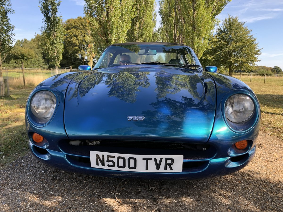 1998 TVR Chimera 500 Sports Convertible For Sale (picture 2 of 6)