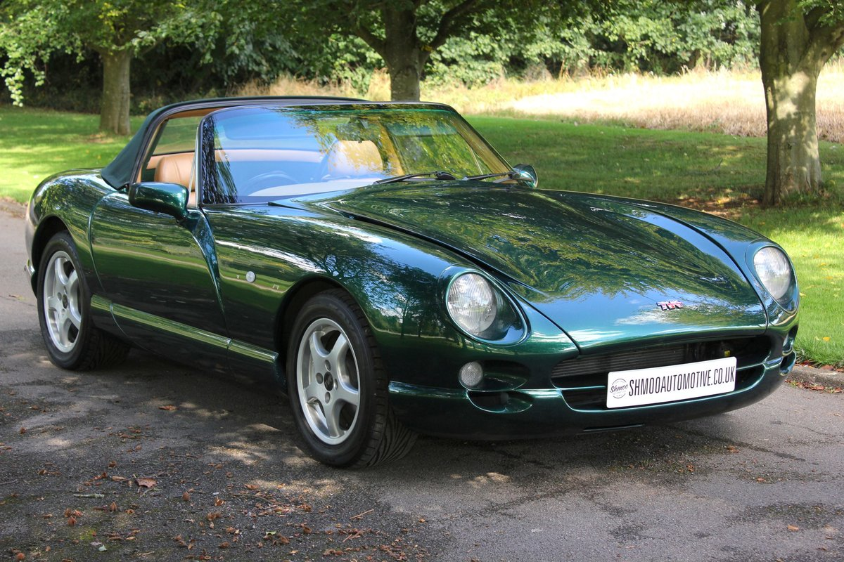 1998 TVR Chimaera 400 PAS - A cut above..... For Sale (picture 1 of 6)