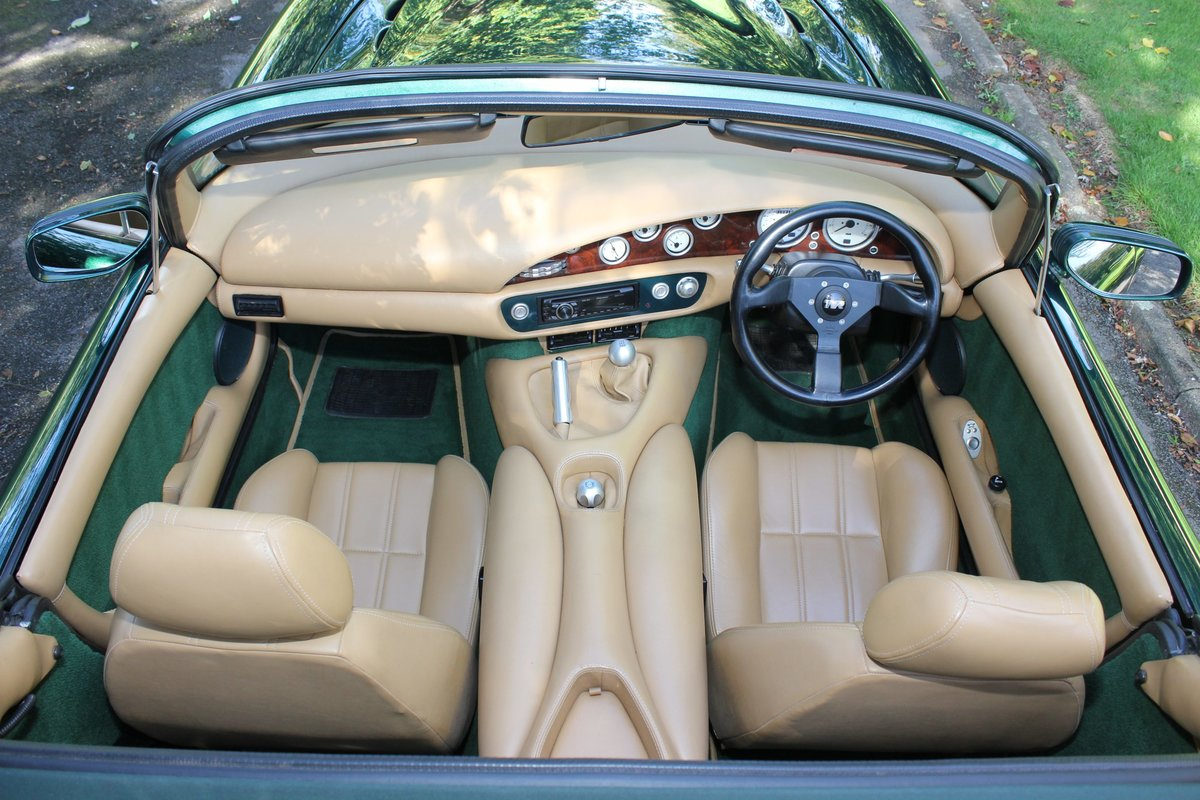 1998 TVR Chimaera 400 PAS - A cut above..... For Sale (picture 5 of 6)