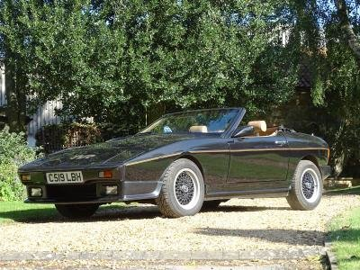 1986 TVR 350i Convertible For Sale by Auction (picture 1 of 1)