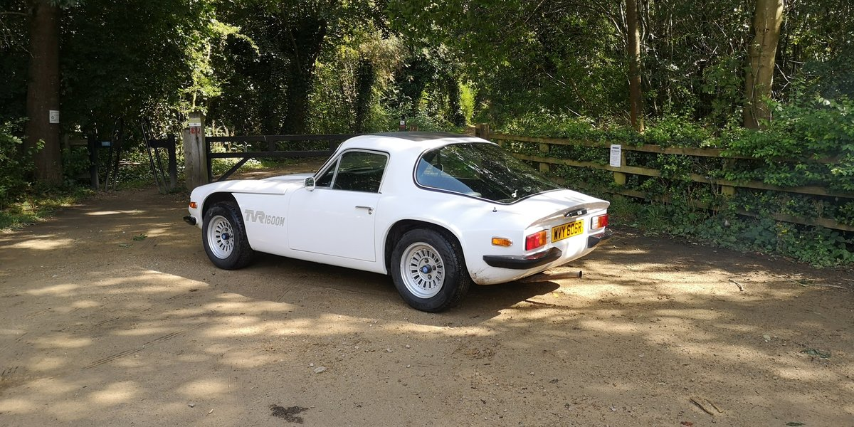 1976 Tvr 1600m For Sale (picture 2 of 6)