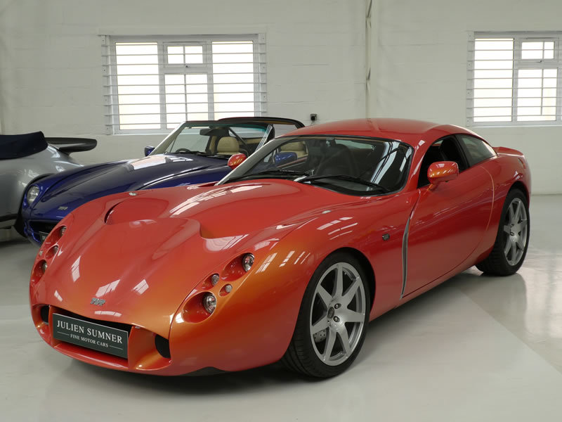 2004 TVR Typhon - 1 of only 3 built ! SOLD (picture 1 of 6)