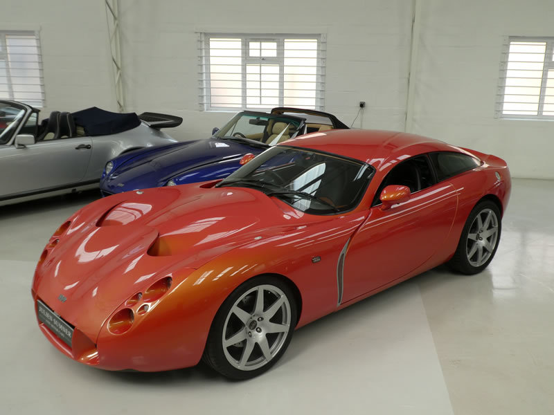 2004 TVR Typhon - 1 of only 3 built ! SOLD (picture 2 of 6)