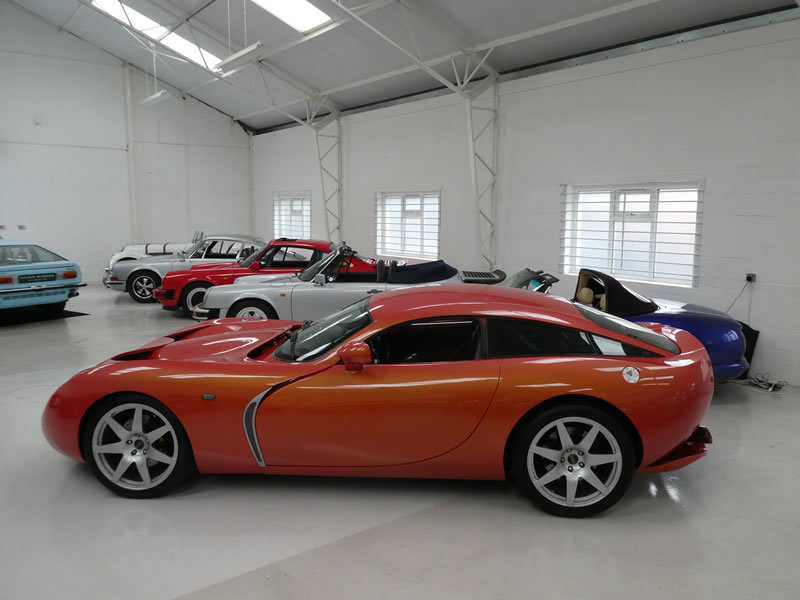 2004 TVR Typhon - 1 of only 3 built ! SOLD (picture 3 of 6)
